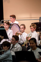 Band and Choir concert June 2015
